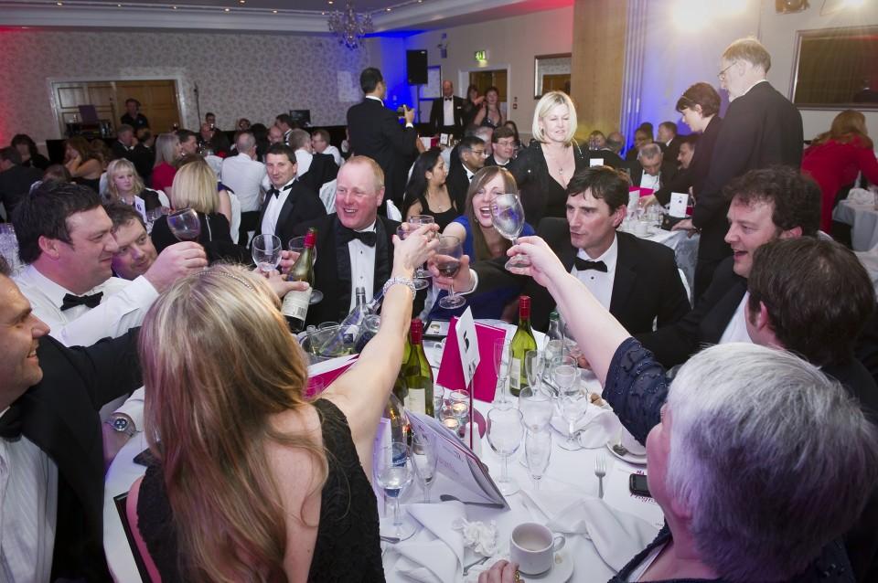 Business Entrepreneurial awards 2012 at Shendish Manor, London Road, Apsley, Herts HP3 0AA. 17 May 2012