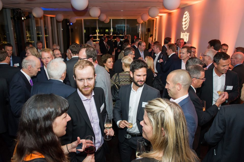 Intergen's 20th Anniversary event at the Tate Modern, London. (The East Room) 7 October 2015