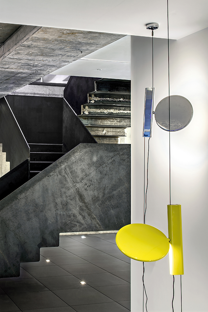 FLOS new range launch for the London Design Festival at Atrium Studios, 28 Leonard Street • London • EC2A 4BY, 22 September 2015
